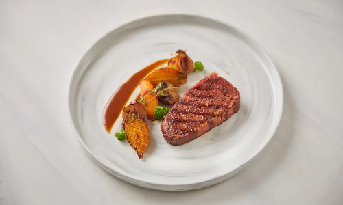 Redefine Meat has produced the world's first 3D-printed plant-based steak.